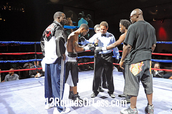 August 18, 2012-Live Championship Boxing, Mountaineer-The Harv