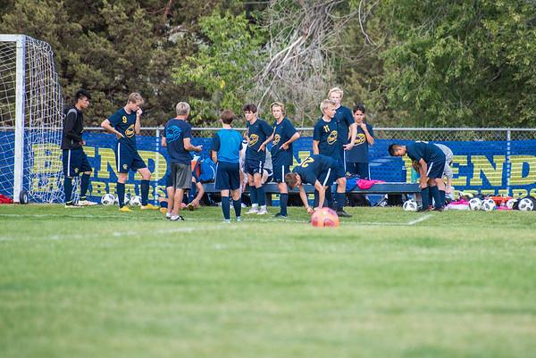 Bend High Soccer 2018 - Varsity