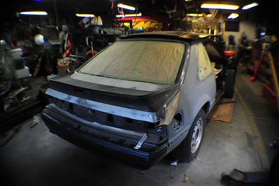 mustang project