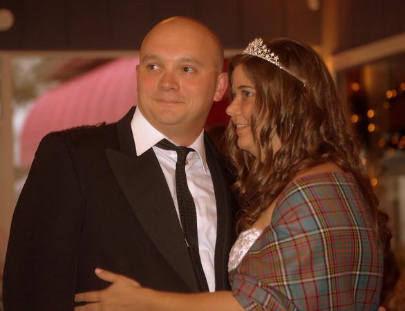 October 28, 2012 Wedding