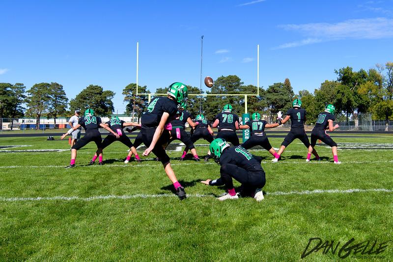 Dragons Football vs Cathedral