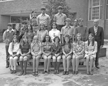 New Arrivals: Shamokin Area High School 1971-72