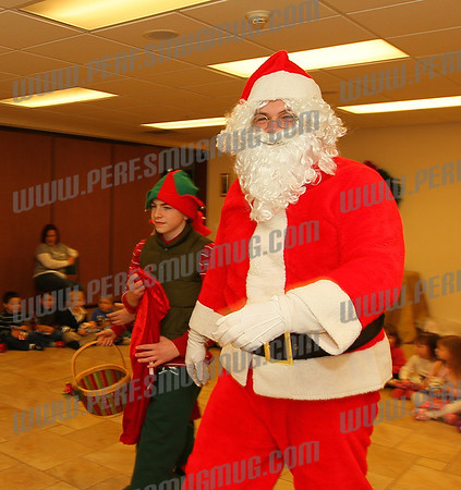 Littlest Angel's Christmas Animal Show 2012