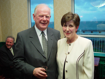 2002-05-29 Tony Darcy's Retirement