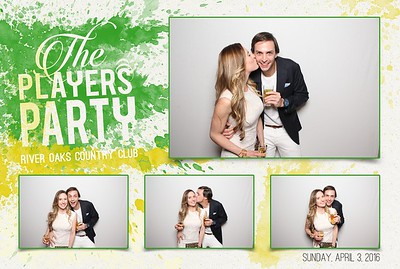 River Oaks Country Club - Players Party 2016