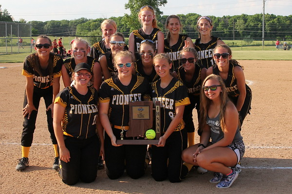 Pioneer vs North Miami, Sectional 50 Championship Game 5/26/2018