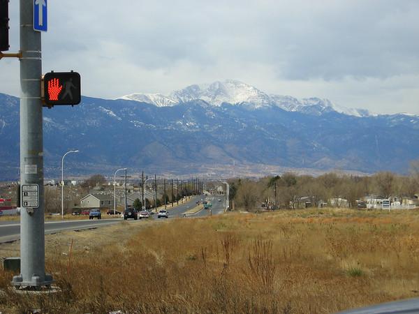 Colorado Springs Visit 2008