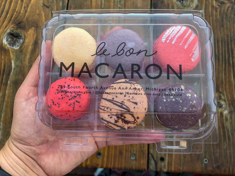 Le Bon Macaron in Ann Arbor