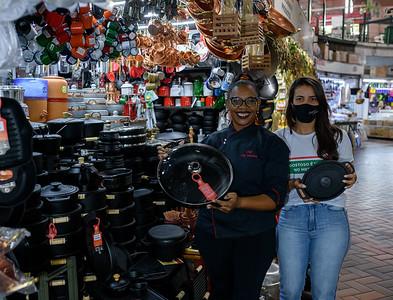 Ensaio Fundição Santana - Mercado Central