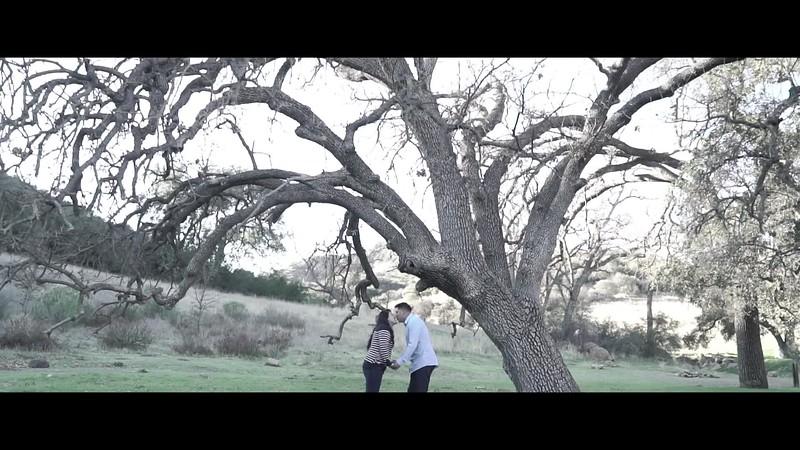 Xavier and Joanna Engagement
