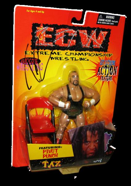 ECW Wrestling Figures