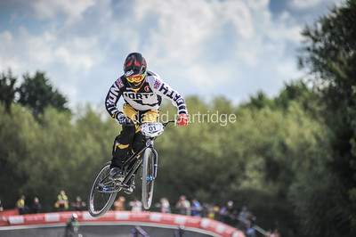 HSBC National BMX Series Finals - Saturday
