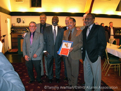 GW Athletic HoF 2007