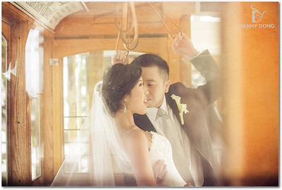 Lisa & David Wedding
