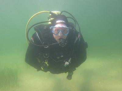 20110507 Dive, Kegnæs Færge