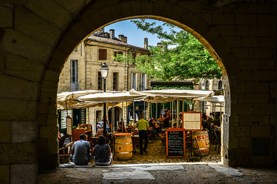 Saint Emilion, Aquitaine France