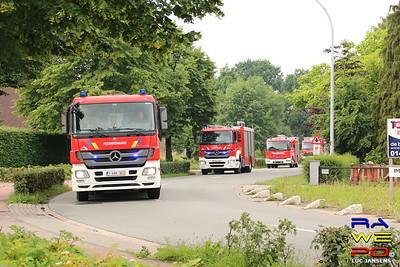 20190614 Truckrun komt door Weelde
