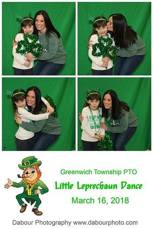 Little Leprechaun Dance 2018