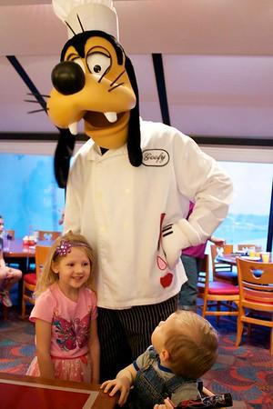 DisneyWorld 2011 Day 1
