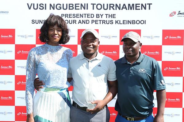 Vusi Ngubeni Tournament