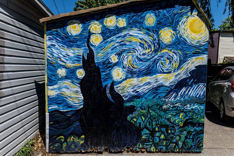"""""""Alleyway Of Dreams"""""""