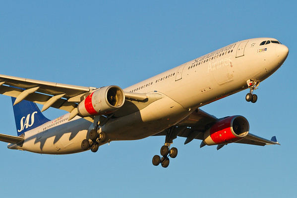 OY-KBN - Airbus A330-343X
