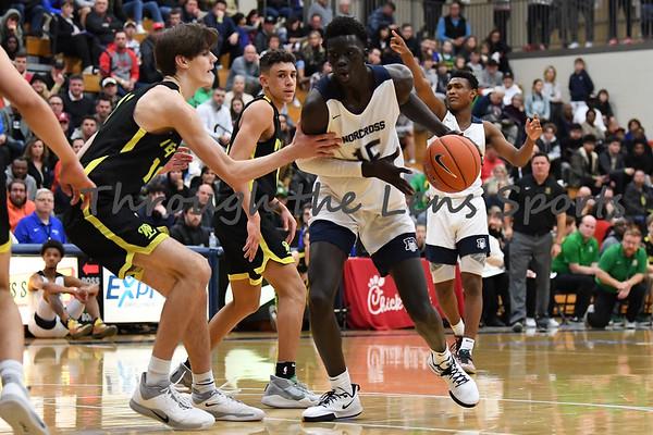 Norcross vs. West Linn Boys High School Basketball