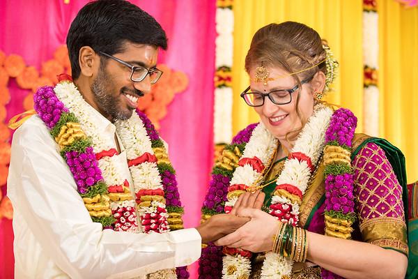 Rose Mukil Wedding