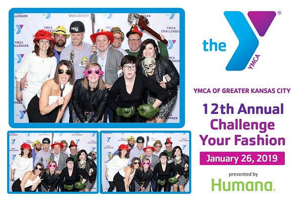 YMCA Challenge Your Fashion 2019
