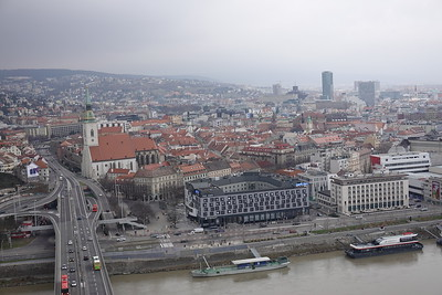Bratislava December 2018