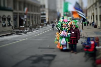 Scenes from St. Patrick's Day Parade, Scranton, PA