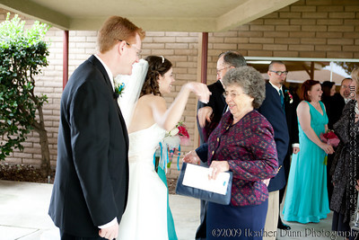 The Receiving Line