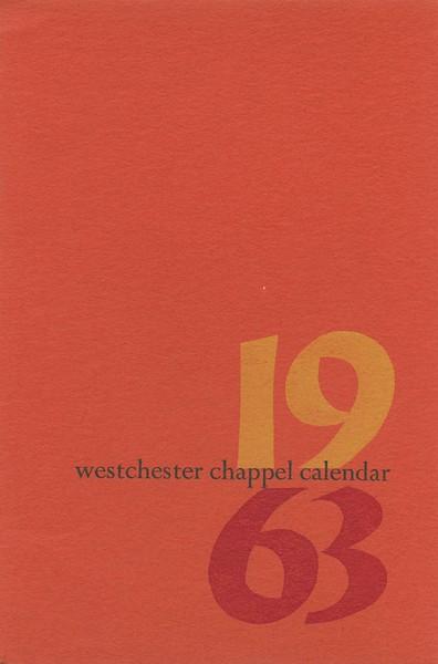 Cover, 1963, Veritas Press
