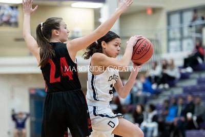 Martin vs Daniels Basketball | Girls 2020