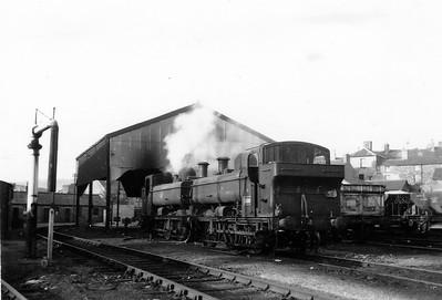 B.R. Western Region South Wales 1960's