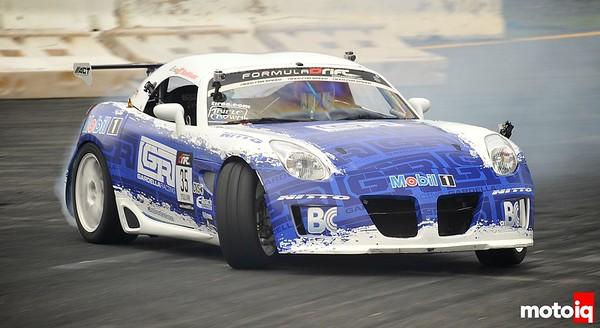 Formula D 2011 - New Jersey