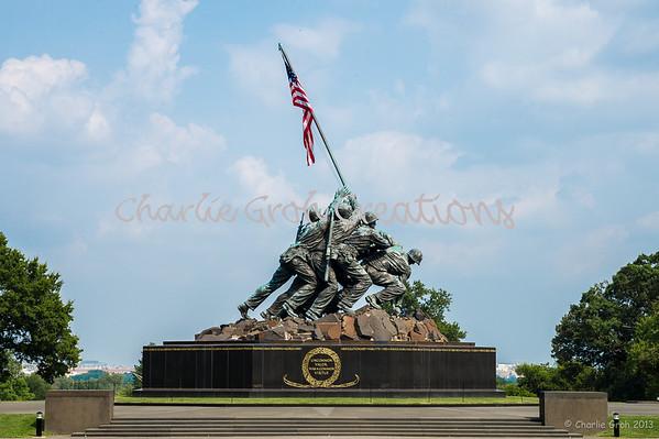 Iwol Jima Memorial