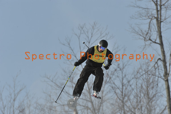 World Cup Skier Cross - Blue Mountain Feb 10