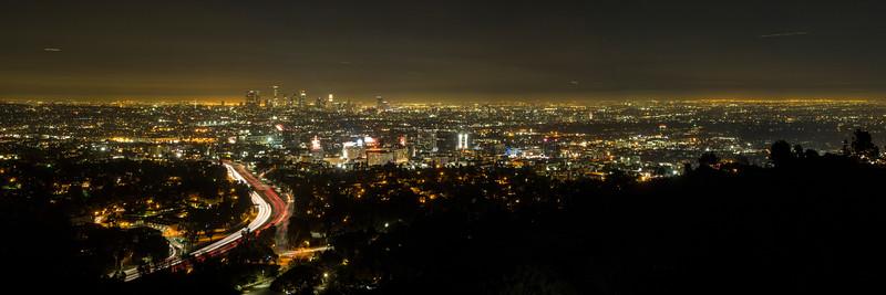 La La Land - From Mulholland Drive