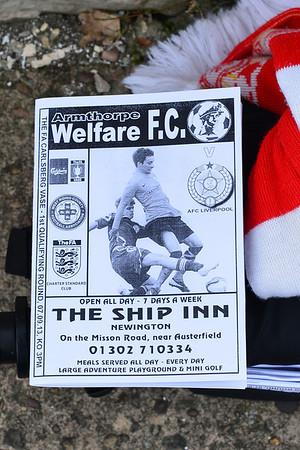 Armthorpe Welfare FC (a) L 3-1