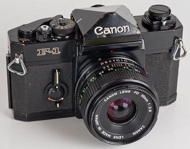 Canon F-1 - 1971