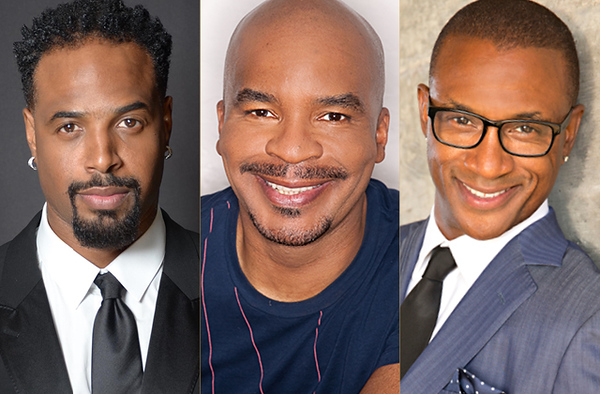 . �The Off Color Comedy Tour� features Shawn Wayans, left, David Alan Grier and Tommy Davidson. The stand-up show brings the funny to Northeast Ohio at 8 p.m. March 10 at the Hard Rock Rocksino Northfield Park. For more information, visit www.hrrocksinonorthfieldpark.com. (Submitted)