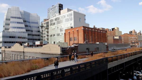 NYC High Line Park 24P