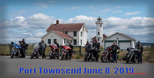 Port Townsend 3 - ferry ride June 8, 2019