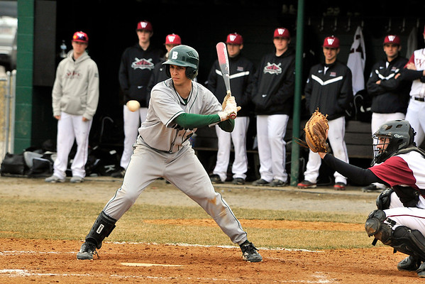 BABSON BASEBALL selected images  3.17.2012