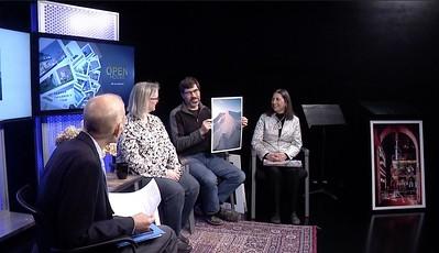 2019-11-13 NCC NewTV Museum Open House Interview