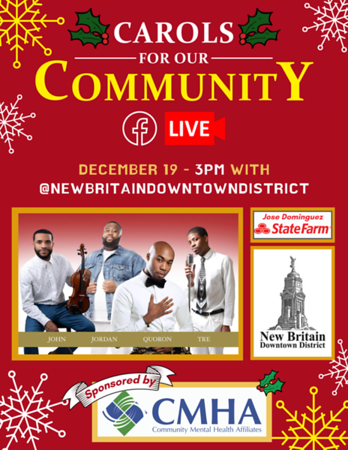 Dec 19th at Downtown District Post 12.7.2020