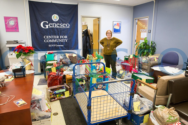 Center for Community Gift Drive