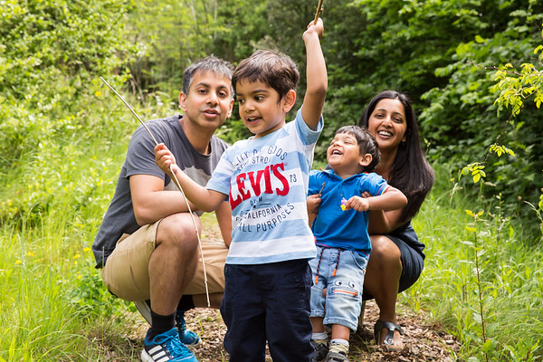 Liya, Rupesh, Jonah & Dylan June17