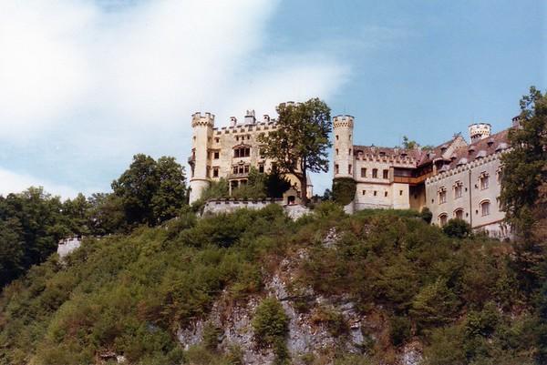 Fussen, germany 1976-77